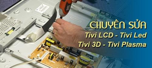 Sửa Tivi LCD LED Plasma Tại Nhà