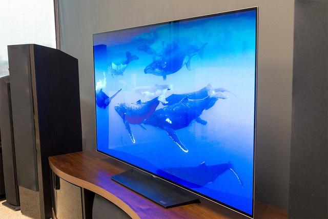 Hiệu năng của OLED TV sẽ xuống dốc không phanh trong những năm tới.