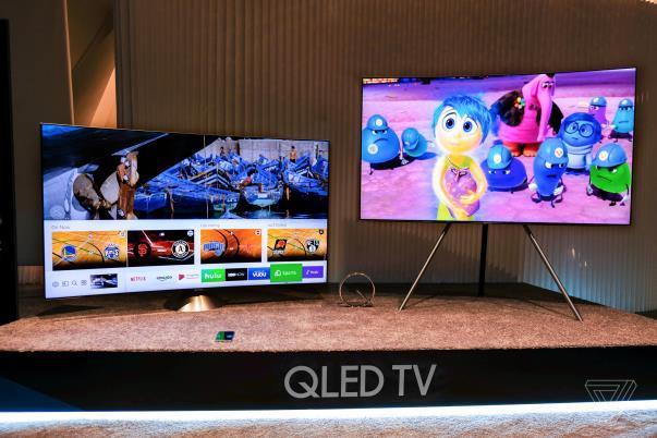 """QLED TV sẽ sớm """"nuốt chửng"""" LCD và QLED TV."""